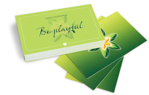 THE AMANDA METHOD DAILY GUIDANCE CARDS